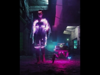 Robot Neon