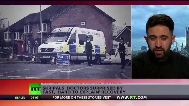Skripal: BBC weist auf verblüffende Ungereimtheiten hin
