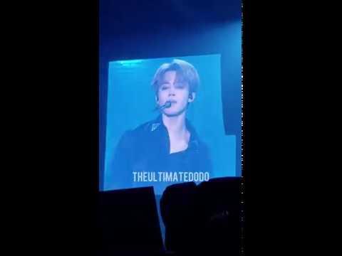 180920 Fake Love @ BTS 방탄소년단 Love Yourself Tour in Hamilton Fancam 직캠