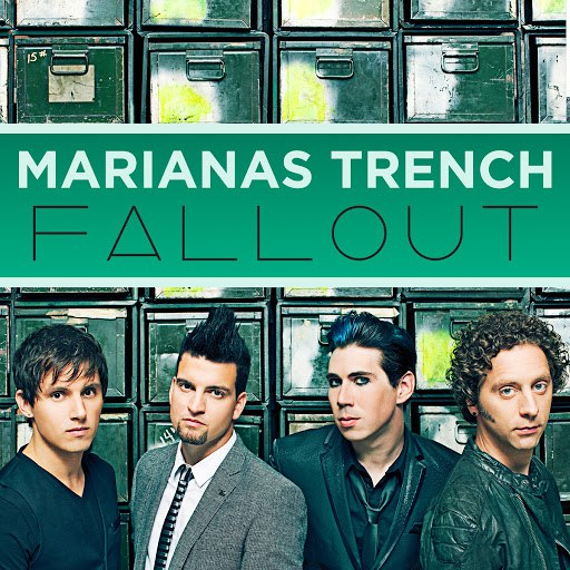 Marianas Trench альбом Fallout