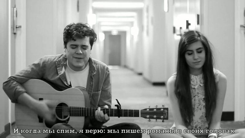 Novels - Rusty Clanton feat. dodie rus subs | русские субтитры
