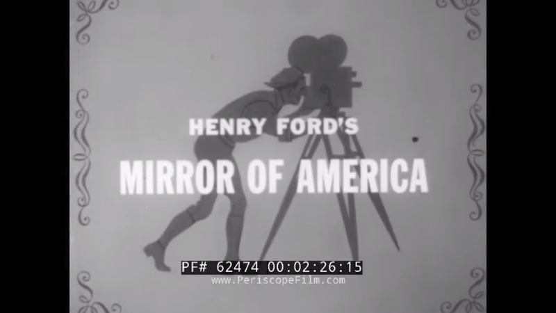 HENRY FORD'S MIRROR OF AMERICA LIFE IN THE UNITED STATES 1914-1945 FORD AUTOMOBILES 62474