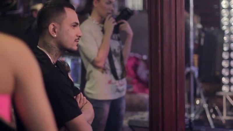 Репортаж со съёмок клипа Natan ft. Тимати - Девочка Бомба