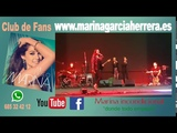 Marina Canta Desde La Frontera Directo #incondicionaldemarina Sara Diaz Ramirez