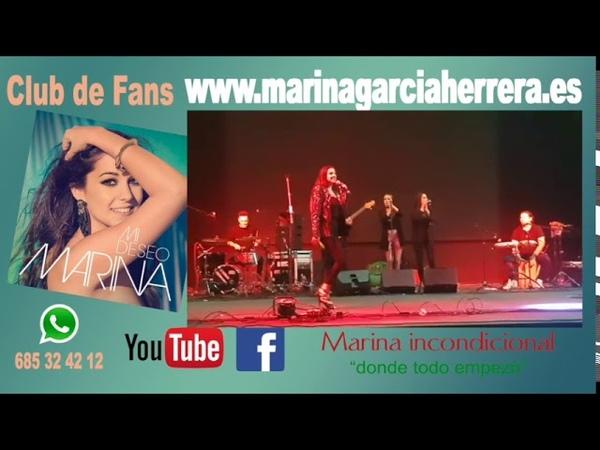 Marina Canta Desde La Frontera Directo incondicionaldemarina Sara Diaz Ramirez