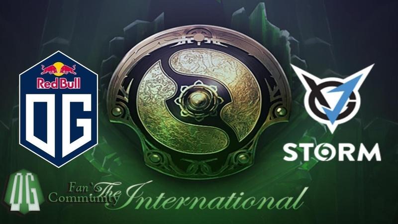 OG vs VGJ.S - Game 1 - The International 2018 - Main Event.