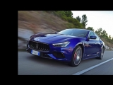 Gregory Chater Maserati Ghibli VO