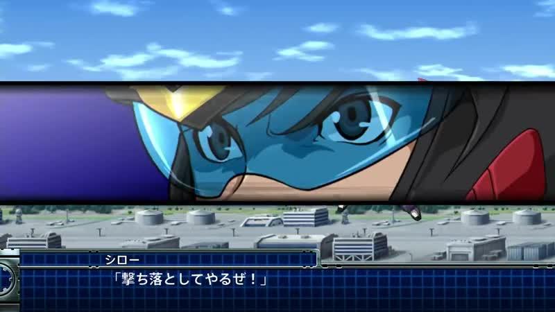 Super Robot Wars T - Геймплейный трейлер (Nintendo Switch/PS4)