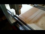 раскройка фанеры на фрезерном станке с чпу
