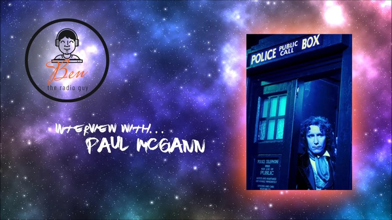 Paul McGann responds to YouTube comments The sexiest Doctor Who