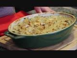 Baked French Potatoes по рецепту Jamie Oliver.Картофель по-французски.Ну очень вкусный!