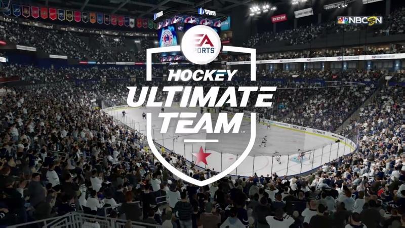 Современное, продвинутое начало матчей в NHL 19