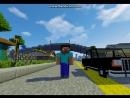 Авто-шоу в Minecraft!Сможет ли выдержать мою критику машина Lardge Car?