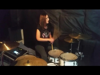 The Hardkiss Кораблі drum cover