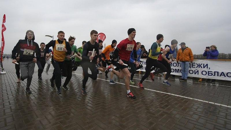 15 легкоатлетическая эстафета на призы Правительства Омской области