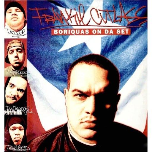 Frankie Cutlass альбом Boricuas on da Set (feat. Fat Joe, Doo Wop, Ray Boogie & True God)