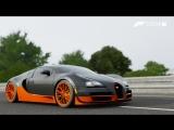 Forza Motorsport 7 Bugati Veyron SS 0-400-0