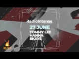 Live @ Radio Intense 27.06.2018 // DJ, House, клуб, Deep, Progressive