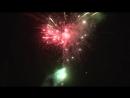 Фейерверк Брызги шампанского на свадьбе Сергея и Марии Уваровых