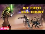 Star Wars Kit Fisto Kill Count