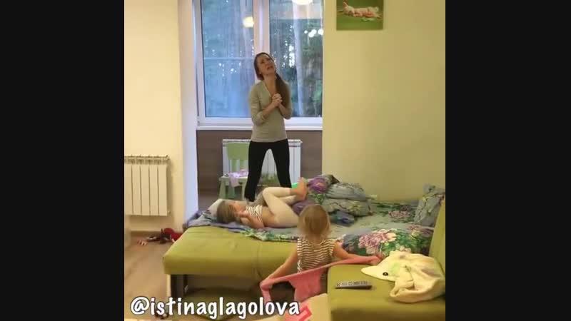 Пустите мать на танцпол Пьяной подвигаться