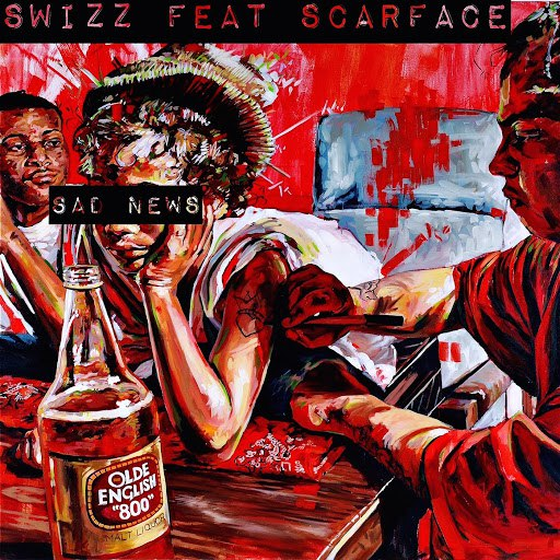 Swizz Beatz альбом Sad News (feat. Scarface)