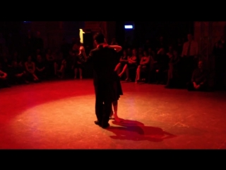 Mariana Montes e Sebastian Arce - Asti'n Tango Festival