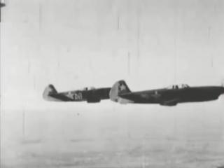 Владимир Высоцкий - Воздушный бой ( Их восемь, нас двое )