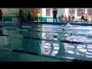 Это у нас проходят саривнование в Кременной 3 по плаванью