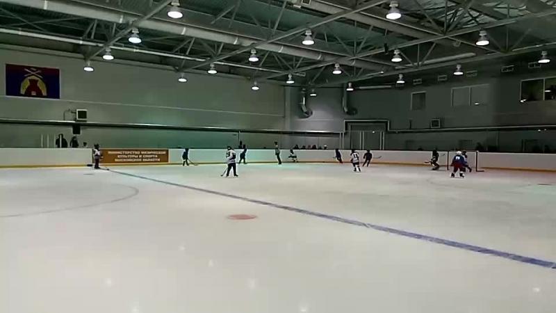 Финал кубка открытия Зарайского ледового спортивного комплекса