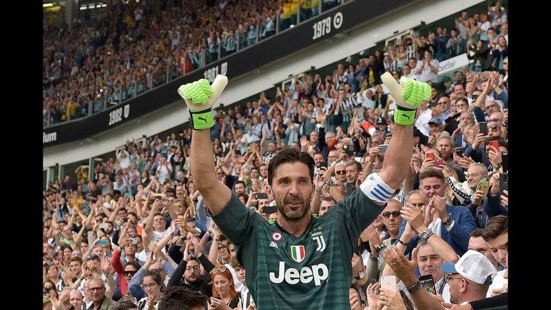 UN1CO: Gianluigi Buffon says goodbye