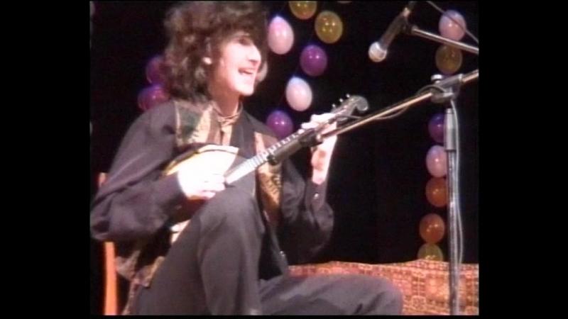 Нон стоп квартет первое выступление на Зимнем Грушинском фестивале в Самаре. 2000г.