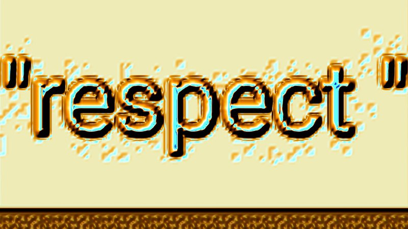 HECK and RESPECT