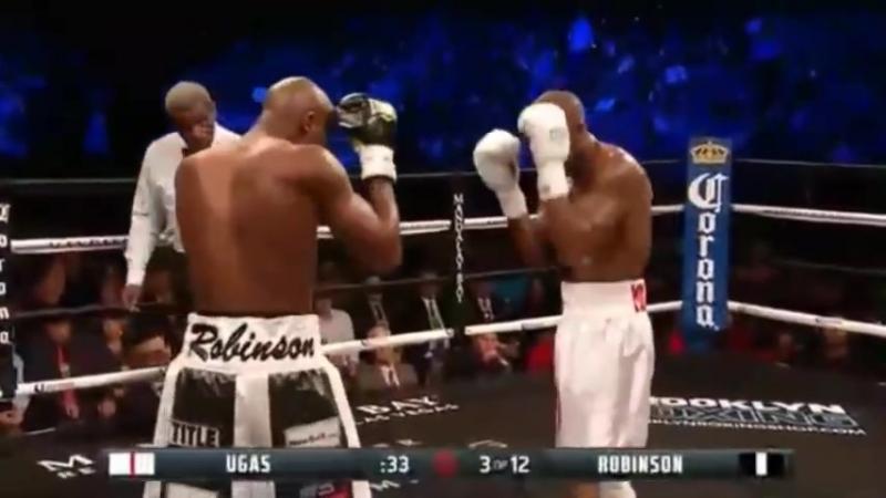 Ray Robinson vs Yordenis Ugas
