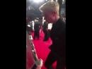 С поклонниками на BAFTA | 18.02