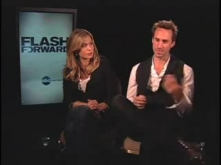 'Flash Forward'! Sonya Walger & Joseph Fiennes talk global catastrophe