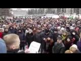 Саратов выдвигает Навального в президенты