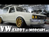 Volkswagen VW Caddy rebuilt to a SHOW WINNER from Modcars.net Building Story