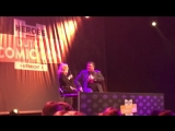 EMILIE DE RAVIN AT DUTCH COMIC CON