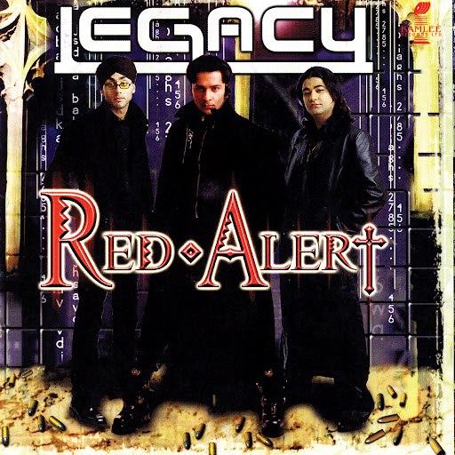 Legacy альбом Red Alert