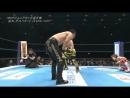 El Desperado Yoshinobu Kanemaru c vs SHO YOH w Rocky Romero NJPW Dominion 6 9 In Osaka Jo Hall