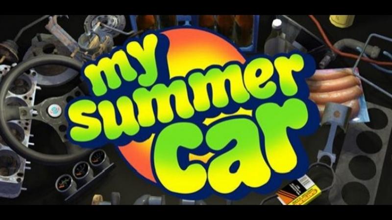 My Summer Car | Горячие финские парни