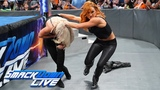 Becky Lynch basks in her Championship Coronation: SmackDown LIVE, Sept. 18, 2018