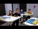 младшая группа считает трехзначные числа