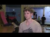 Выборгские паркурщики выступили на соревнованиях в Петербурге
