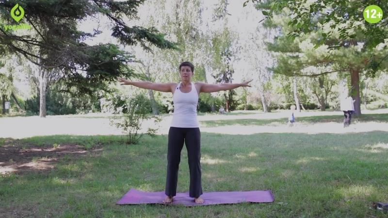 Комплекс упражнений для рук_ как снять напряжение и укрепить мышцы рук в домашних условиях. Yogalife