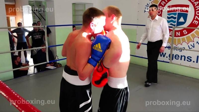 Ravil Mukhamadiyarov Russia VS Marijus Kravčuk Lithuania 31 10 2014