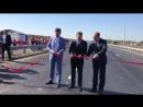 Открытие новой транспортной развязки на трассе М-4 Дон 1319-й километр в начале Восточного обхода Краснодара. Она увеличит пропу