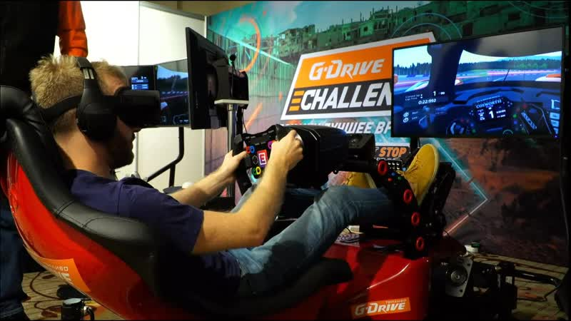 G-Drive Challenge с FaZe.olof