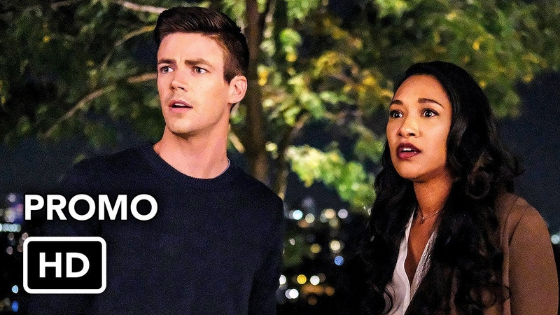 The Flash 5x05 Promo 2 All Doll'd Up (HD) Season 5 Episode 5 Promo 2